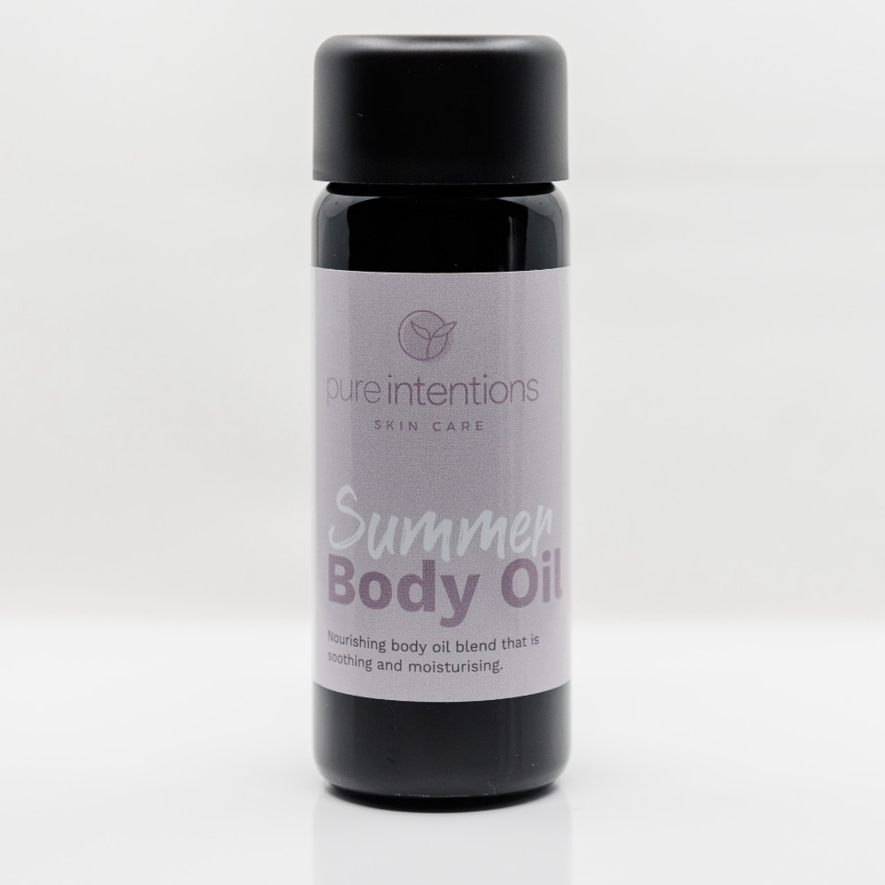 Summer Body Oil