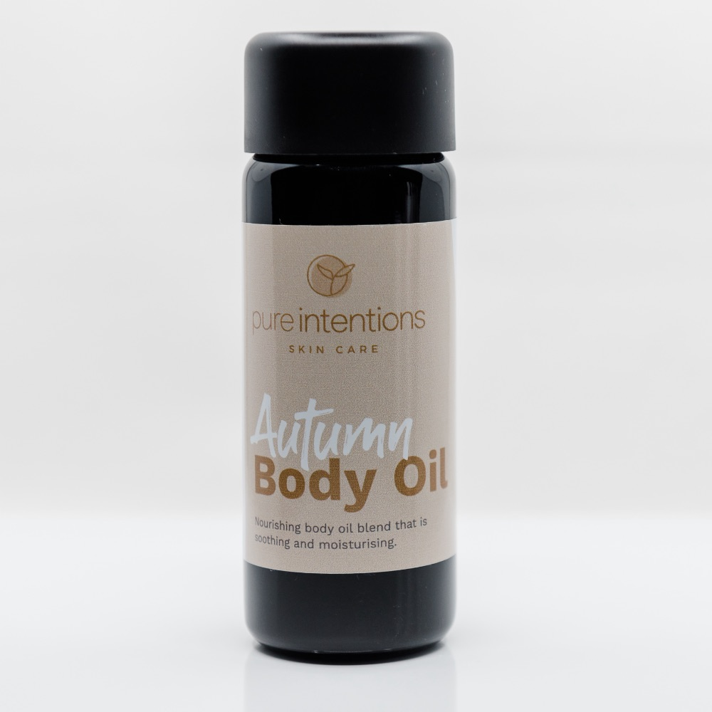 Autumn Body Oil