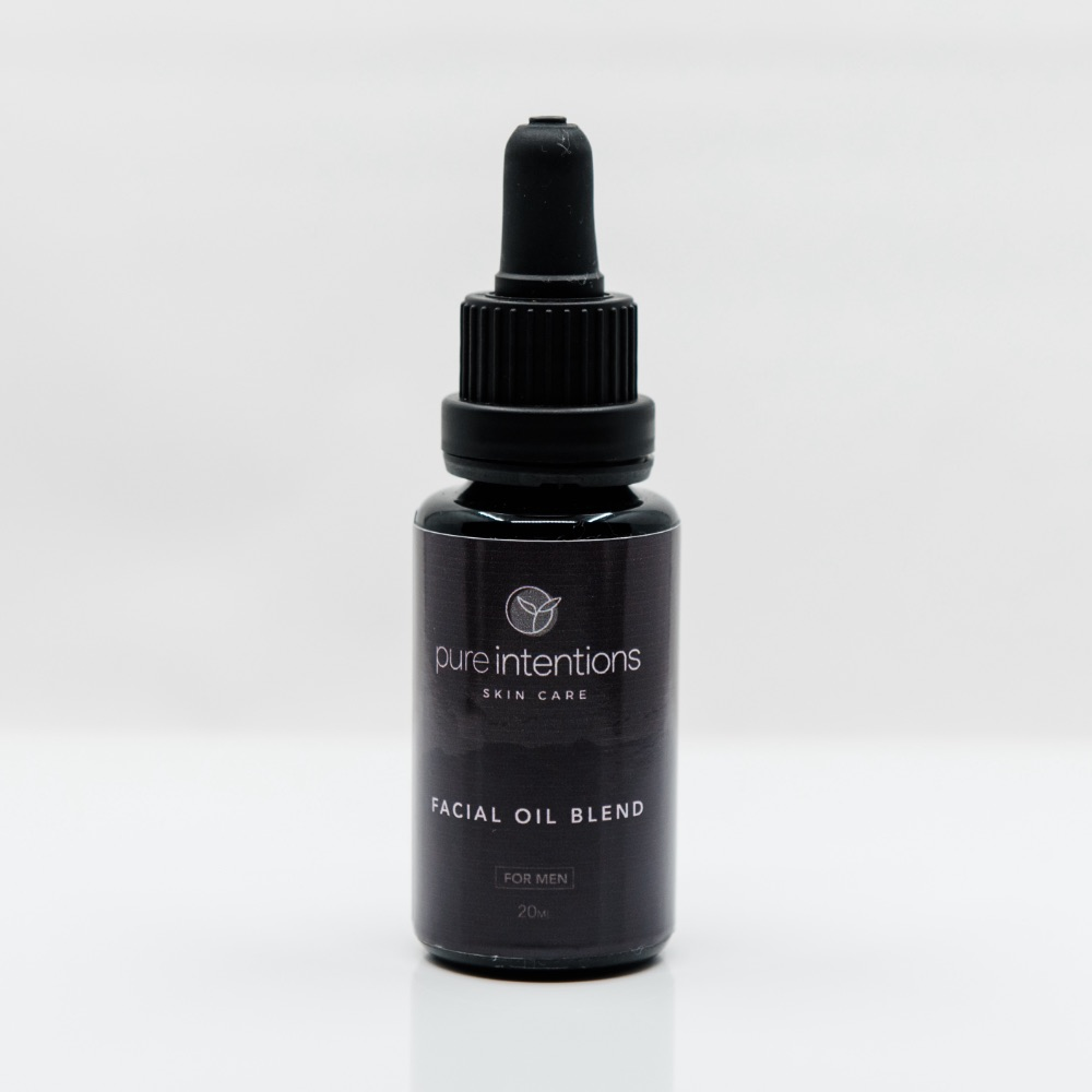 Men's Facial Oil Blend